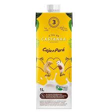 Bebida Vegetal de Castanha de Caju e Castanha do Pará Orgânico 1l - A TAL DA CASTANHA