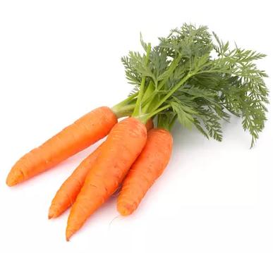 Cenoura Orgânica - 500g