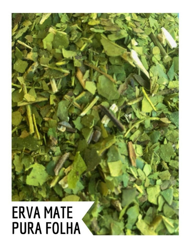 Erva Pura Folha Orgânica 500g - MARFIL