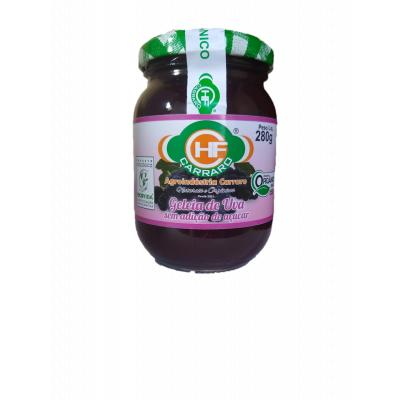 Geleia de Uva s/ Açúcar 280g -  CARRARO