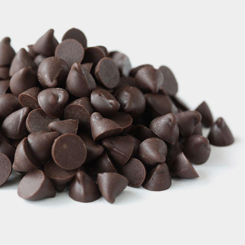 Gotas de chocolate Amargo 70% - 120g
