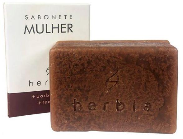 Sabonete Natural Mulher (íntimo) 100g - HERBIA