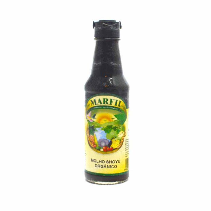 Shoyu Orgânico 150 ml - MARFIL