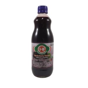Suco de Amora Integral Orgânico 500ml - CARRARO