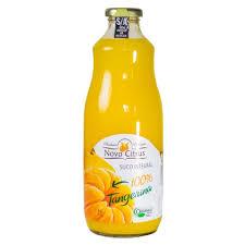 Suco de Tangerina Integral Orgânico - 1 L