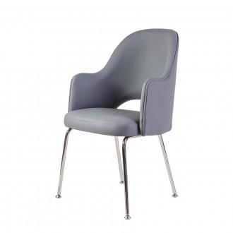 Cadeira Saarinen Executive com braços