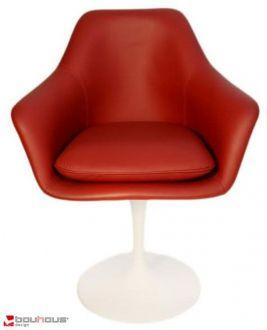 Cadeira Saarinen Revestida com braço