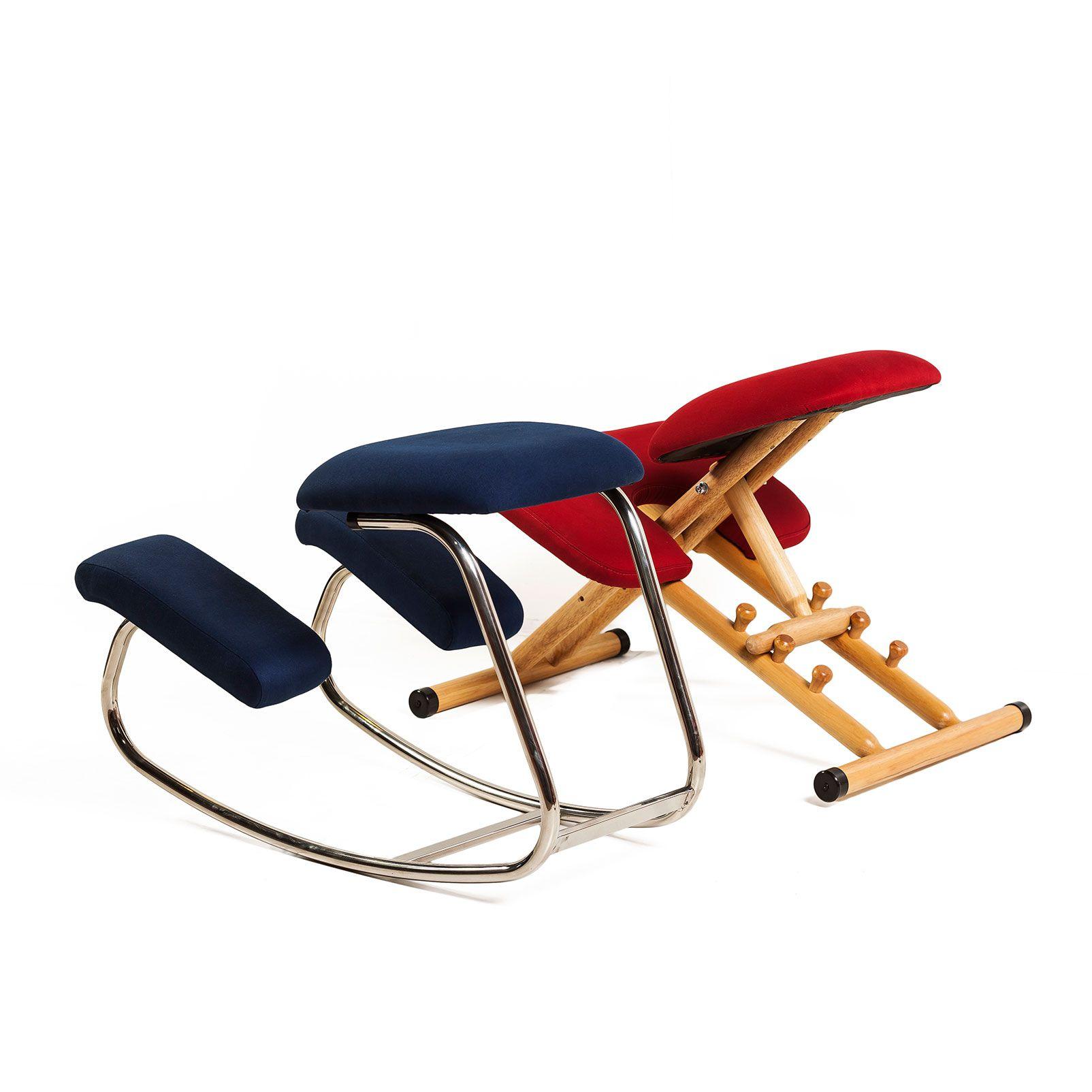 Cadeira Ergonômica Wood