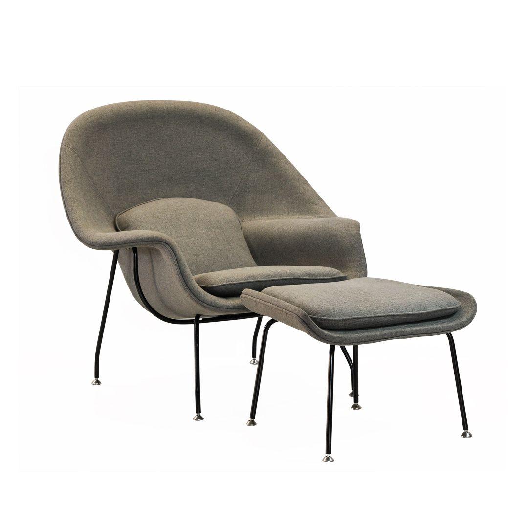 Conjunto Womb Chair