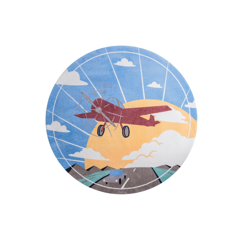 Tapete Infantil Avião