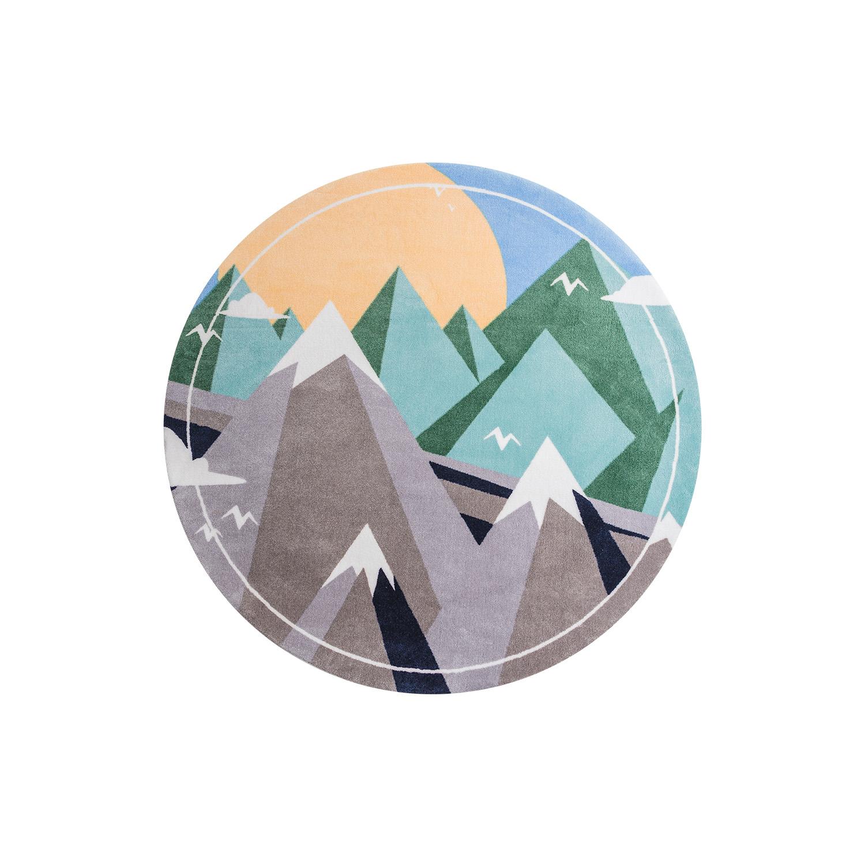 Tapete Infantil Montanha