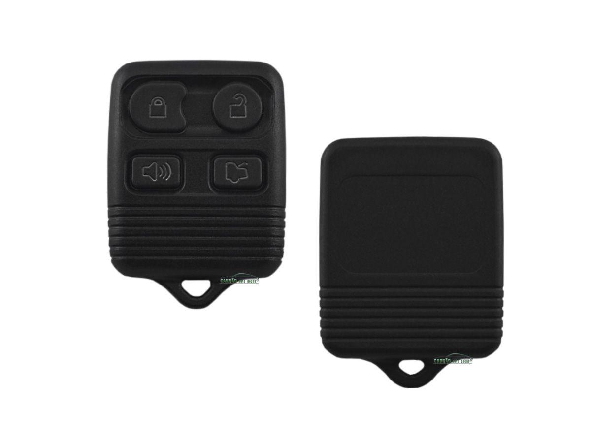 Capa e Contracapa do Telecomando da Chave Fiesta Ecosport