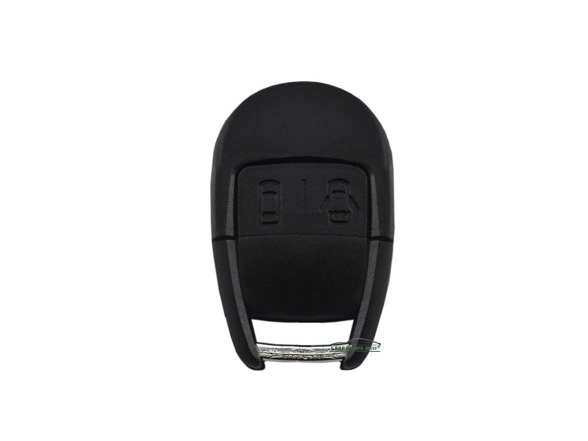 Capa e Contracapa do Telecomando da Chave S10 Blazer 2 Botões