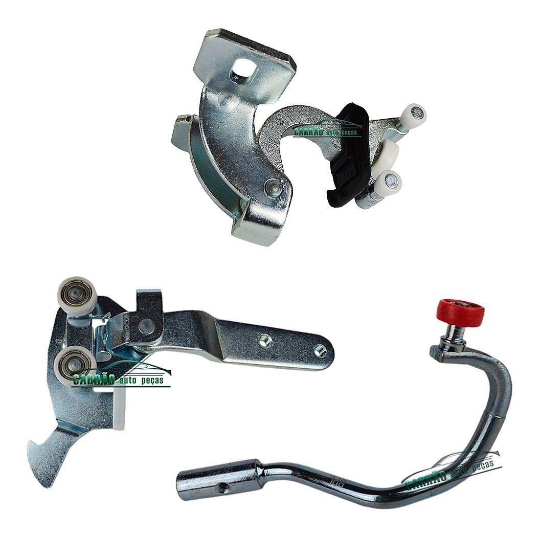 kit Carrinho Guia de Porta Ducato Boxer Jumper 2003 até 2016