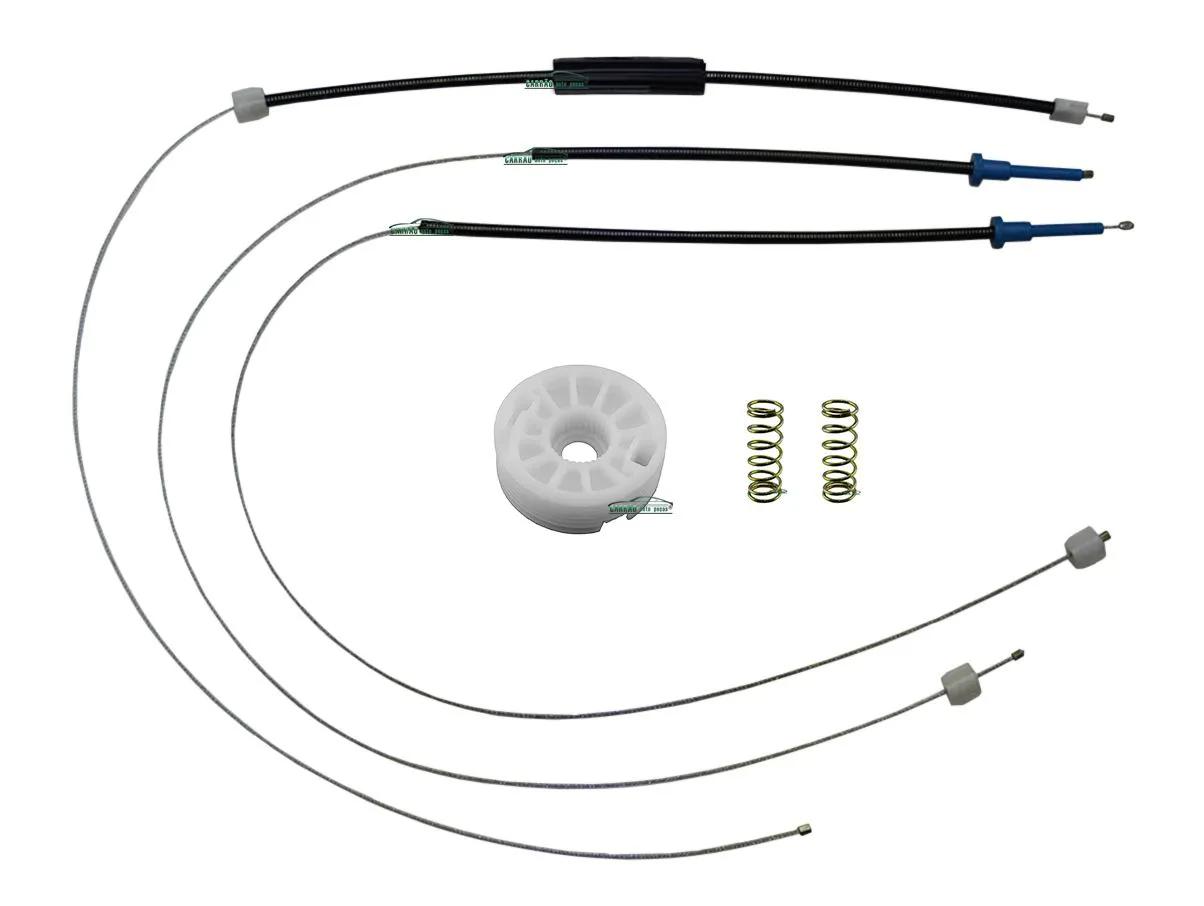Kit Reparo Máquina de Vidro Elétrico Agile Montana 2009 Até 2016