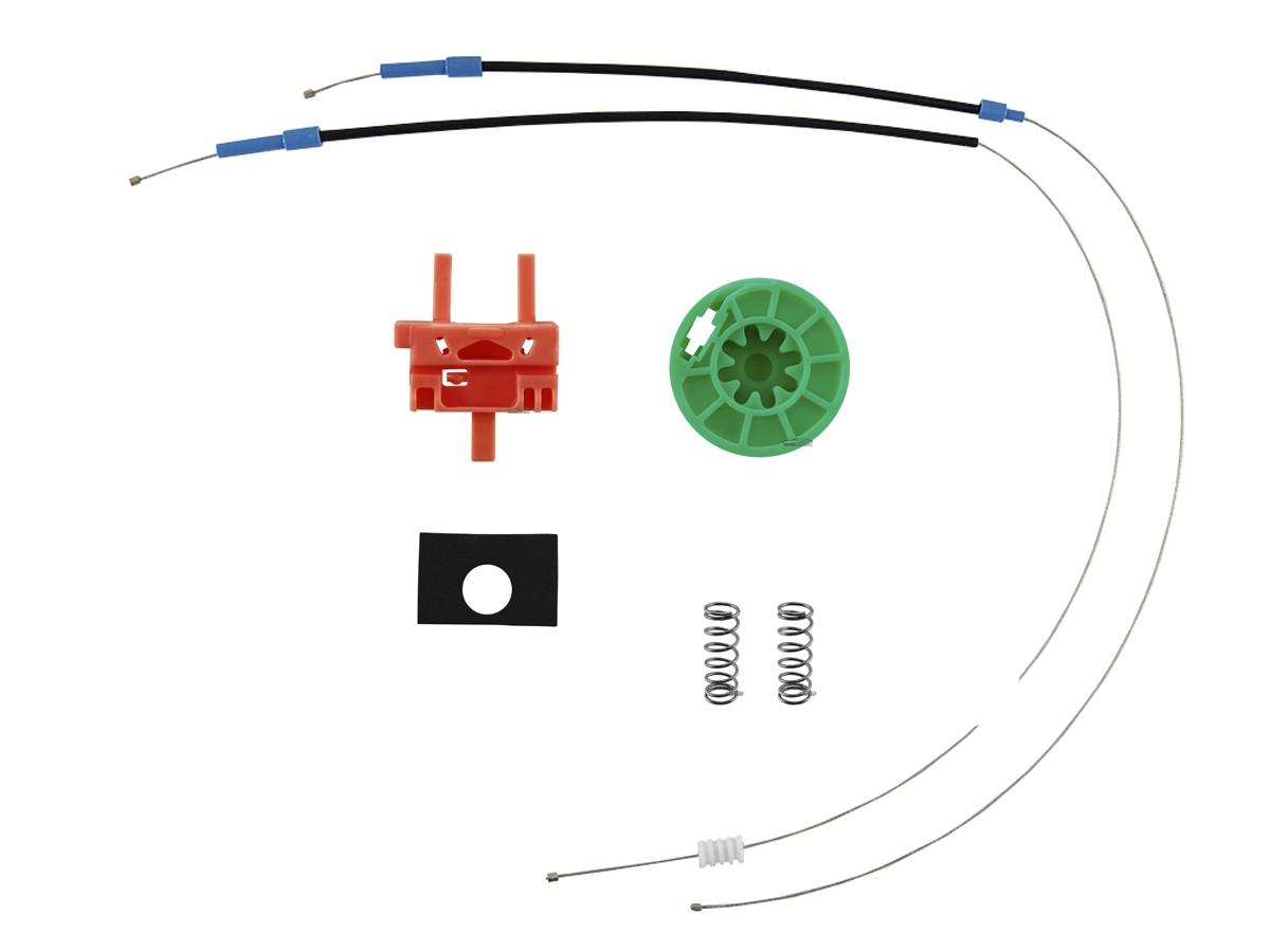 Kit Reparo Máquina de Vidro Elétrico Dianteira Direita Strada Palio 2 Portas