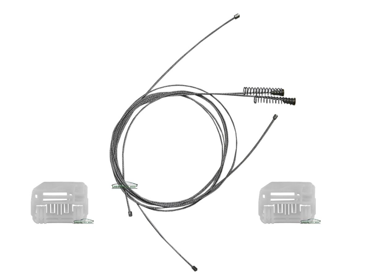 Kit Reparo Máquina de Vidro Elétrico Dianteiro I30 4 Portas Direito