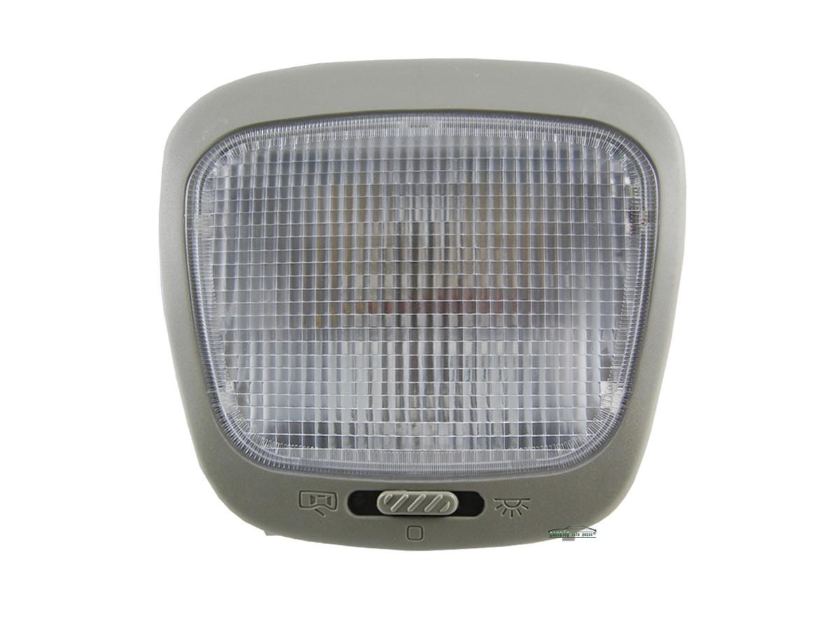 Lanterna Teto Gol Parati Saveiro Bola G2 G3 G4 Kombi Com Temporizador