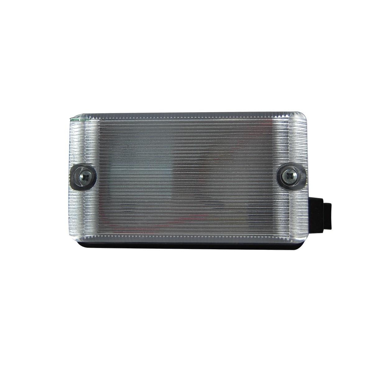 Lanterna Teto Universal Iluminação Baú Com Chave Liga Desliga