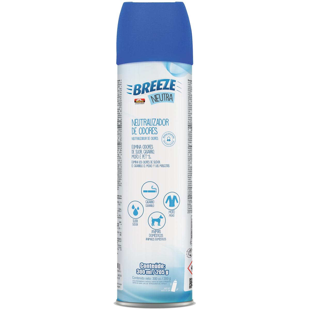 Neutralizador De Odores Breeze Neutra Proauto
