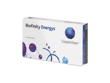 Lentes de Contato Biofinity Ernergys - Miopia