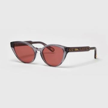 Óculos de Sol Chloé CE757S Cinza