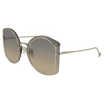 Óculos de Sol Feminino Salvatore Ferragamo SF196 Espelhado