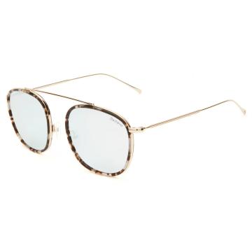 Óculos de Sol Illesteva  Mykonos Ace Espelhado Rosê