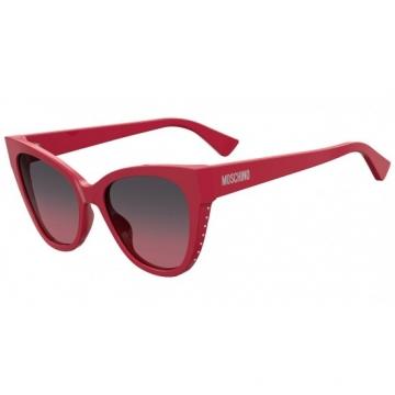 Óculos de Sol Moschino MOS 005S Vermelho