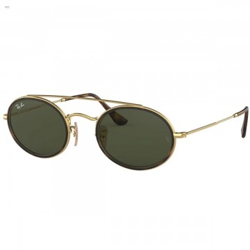 Óculos de Sol Ray-Ban Oval Double Bridge