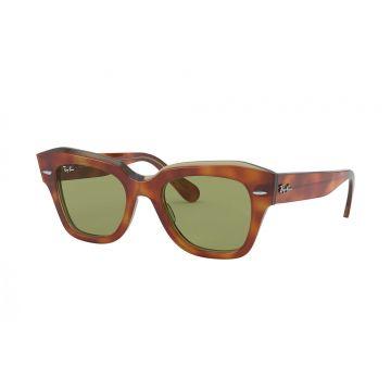 Óculos de Sol Feminino Ray-Ban State Street Tartaruga