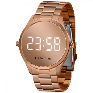 Relógio Feminino Lince Rosê MDR4617L