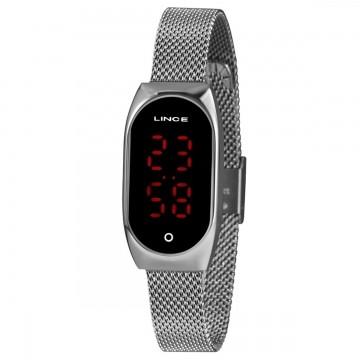 Relógio Feminino Lince Prata LDM 4641L