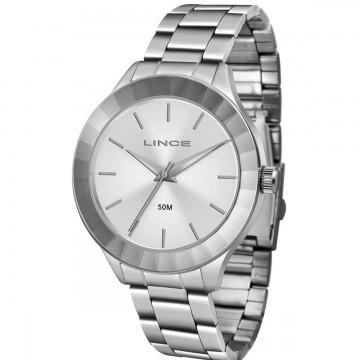 Relógio Feminino Lince Prata  LRM4592L