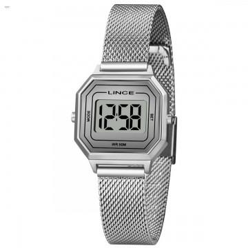Relógio Feminino Lince Prata SDPH130L