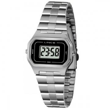 Relógio Feminino Lince Prata SDM4608L