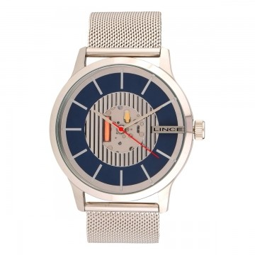 Relógio Masculino Lince Prata MRM 4604S