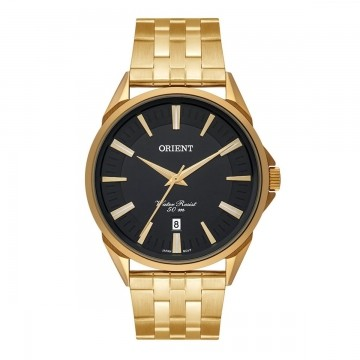 Relógio Masculino Orient Dourado