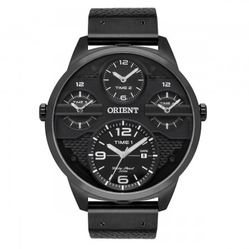 Relógio Masculino Orient MPSCT Couro
