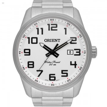 Relógio Masculino Orient Prata MBSS1271