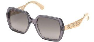 Óculos de Sol Feminino Roberto Cavalli RC 1106 Cinza