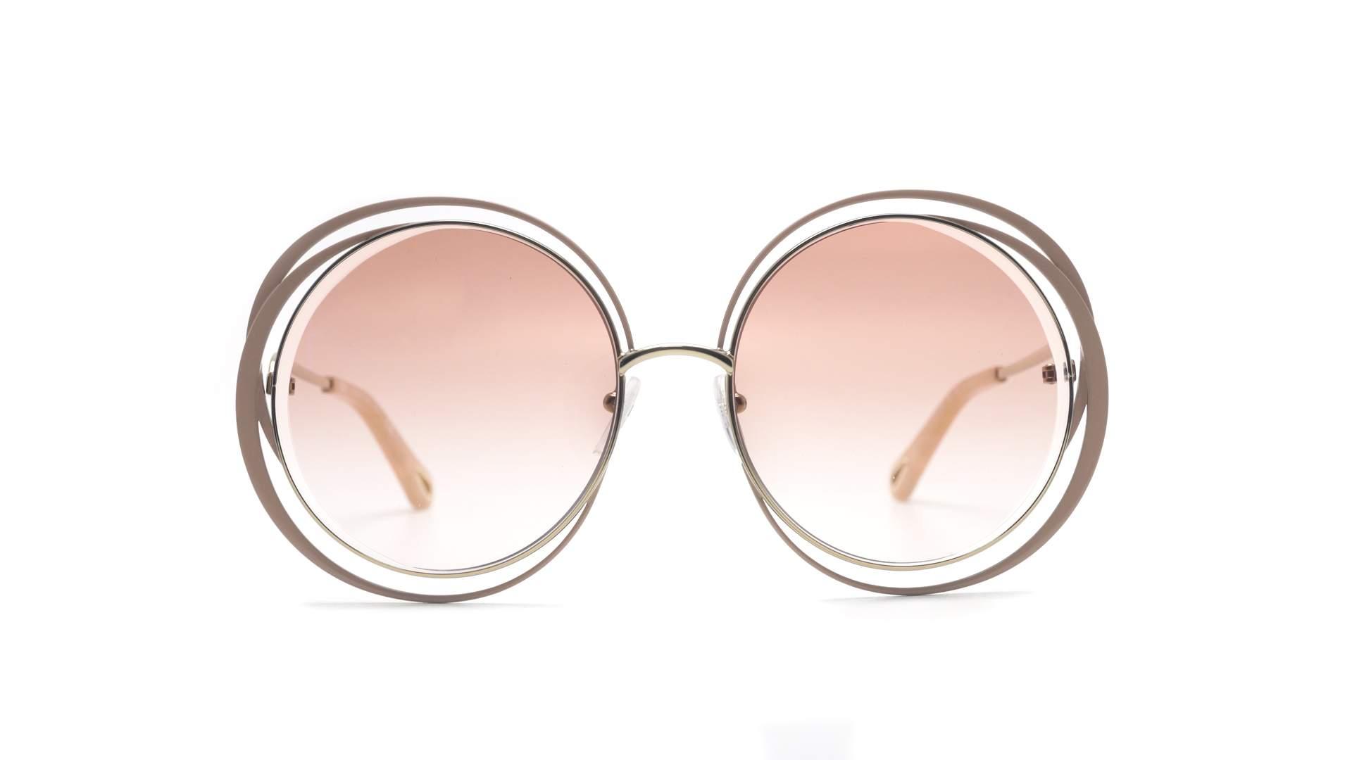 Óculos de Sol Feminino Chloé Carlina CE 155S