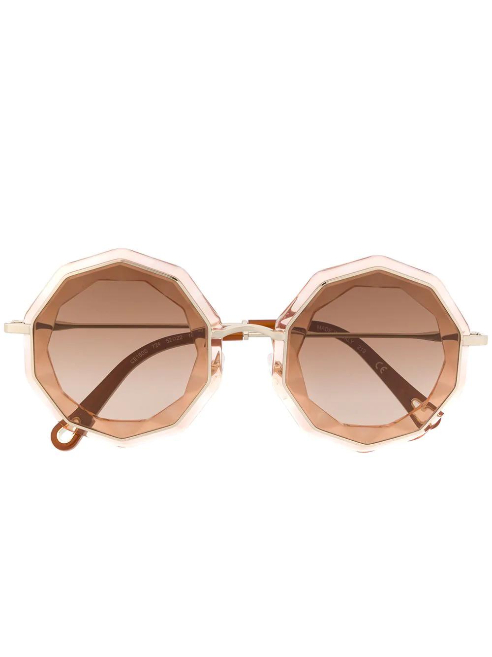 Óculos de Sol Feminino Chloé Rosie  CE 160S