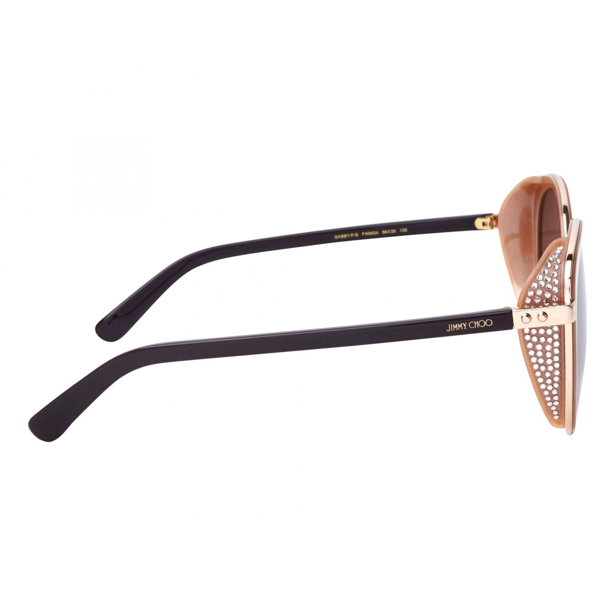 Óculos de Sol Feminino Jimmy Choo Gabby