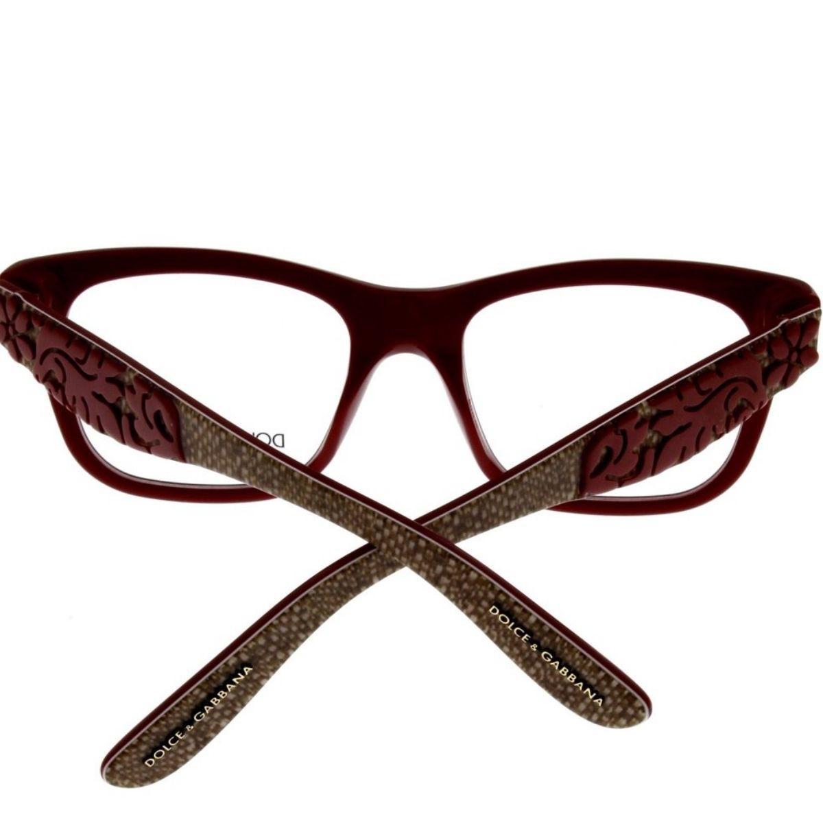 Óculos de Grau Feminino Dolce & Gabbana DG 3239