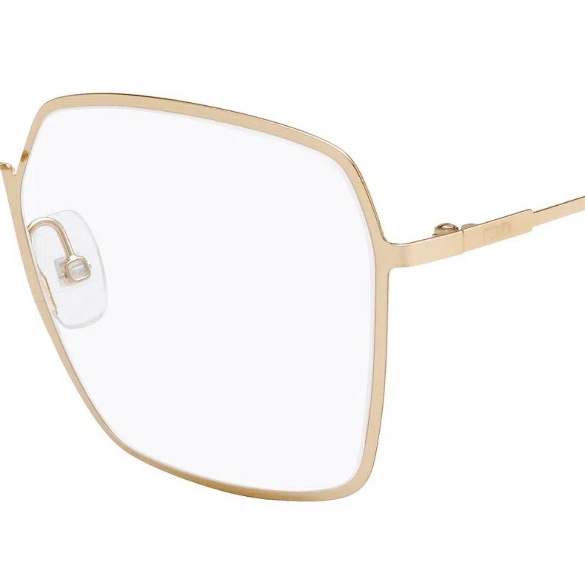 Óculos de Grau Feminino Fendi  FF 0333