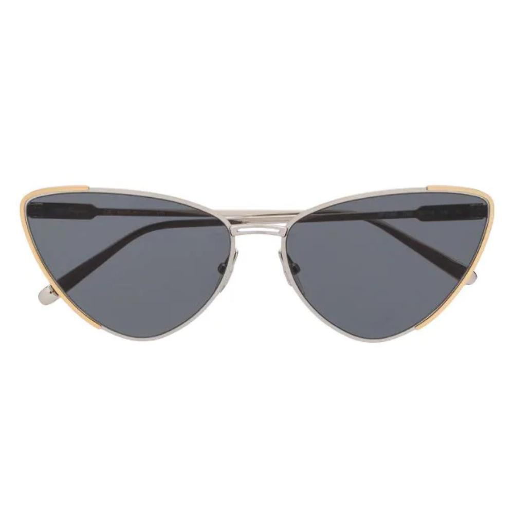 Óculos de Sol Feminino Salvatore Ferragamo SF206s Preto