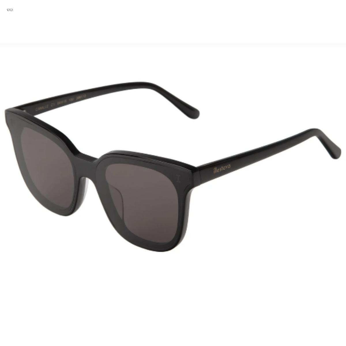 Óculos de Sol Illesteva Camille Preto