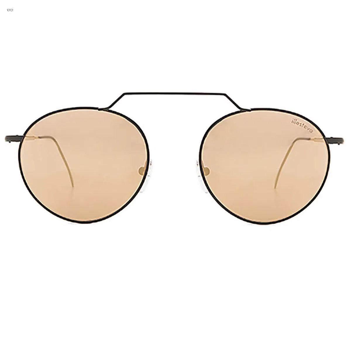 Óculos de Sol Illesteva Winwood Espelhado Rosê