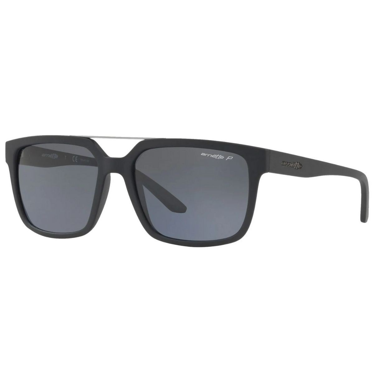 Óculos de Sol Masculino Arnette Petrolhead Preto